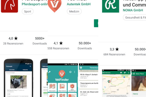 apps fuer den reitsport
