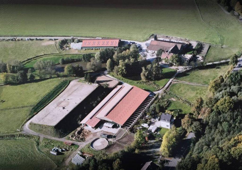 luftbild brockhorsthof